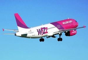 Wizzair skrydžiai