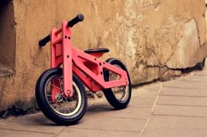 Vaikiškas dviratukas