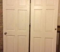 Tvirtos durys